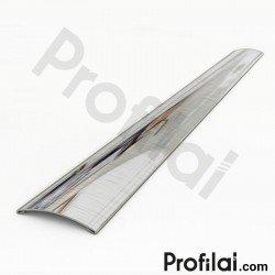 Paslanmaz Çelik Kapı Eşik Profili Mat Satine